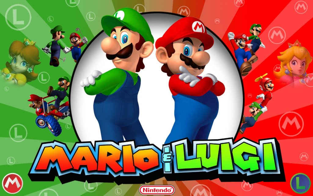 The Mario and Luigi Obsession
