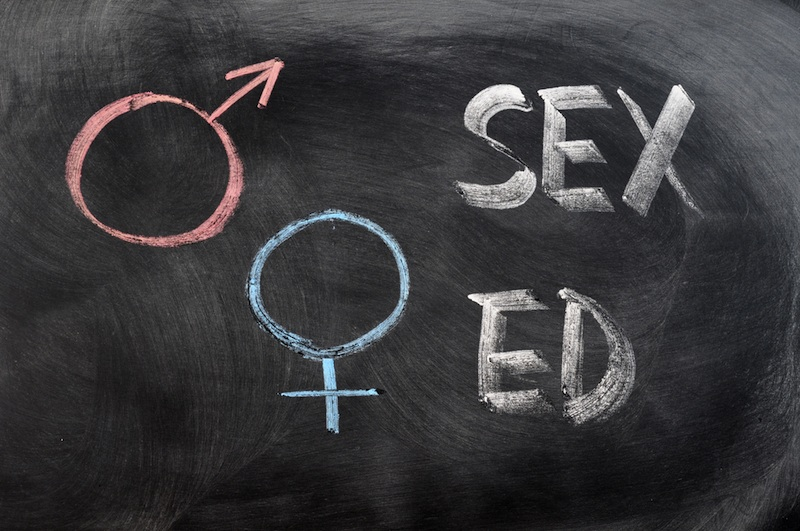 The Curious Case of Condoms, Sex Ed and Fidelity