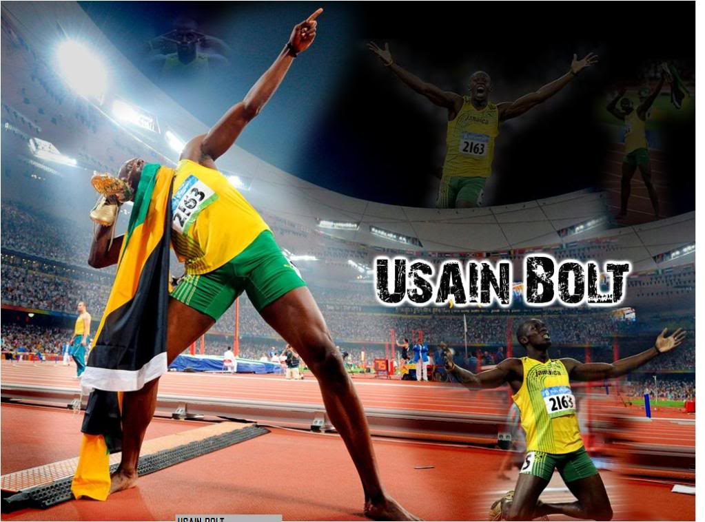 Apple Makes a 'Usain Bolt' to #1