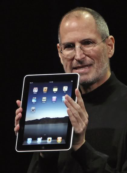 Will the Apple iPad take off?